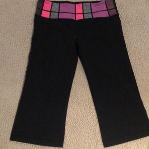Women's Lululemon Capri leggings